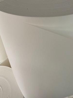 PTFE膜和过滤材料无纺布的复合